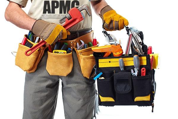 Handyman services at APMG
